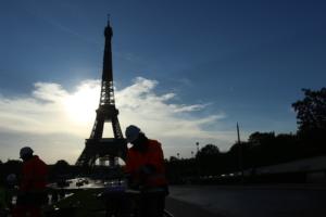 GRAND PARIS AMENAGEMENT RENOUVELLE SA CONFIANCE A TESORA